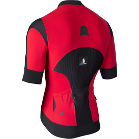 Etxeondo Attaque Maillot manches courtes Homme, black-red